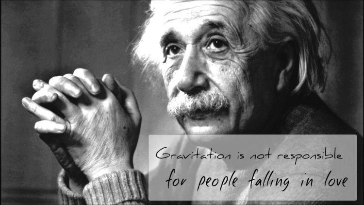 Einstein bersabda~