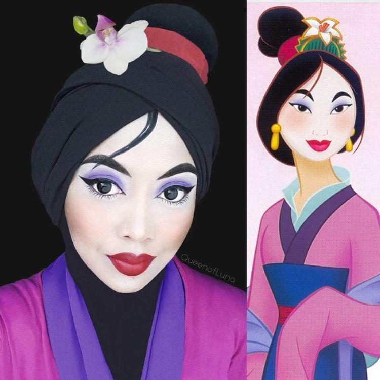 Princess Mulan.