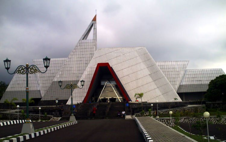 Museum-Vulkanik-Merapi