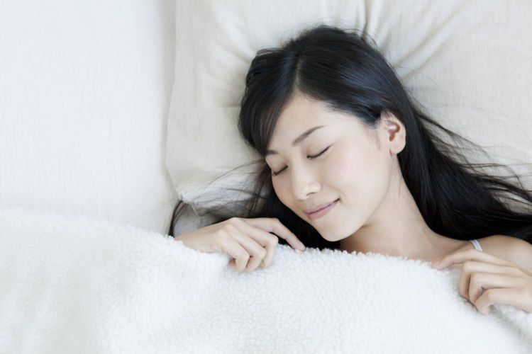 tidur lebih nyenyak tanpa mendengkur