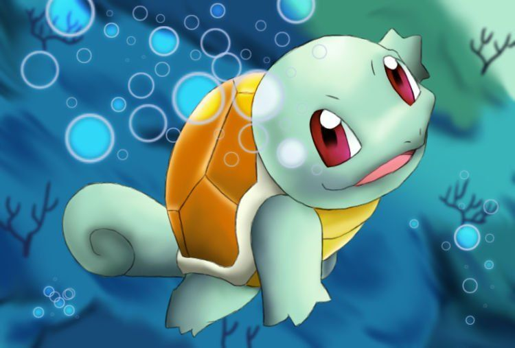 Squirtle__s_Swim_by_Midnight_Dark_Angel