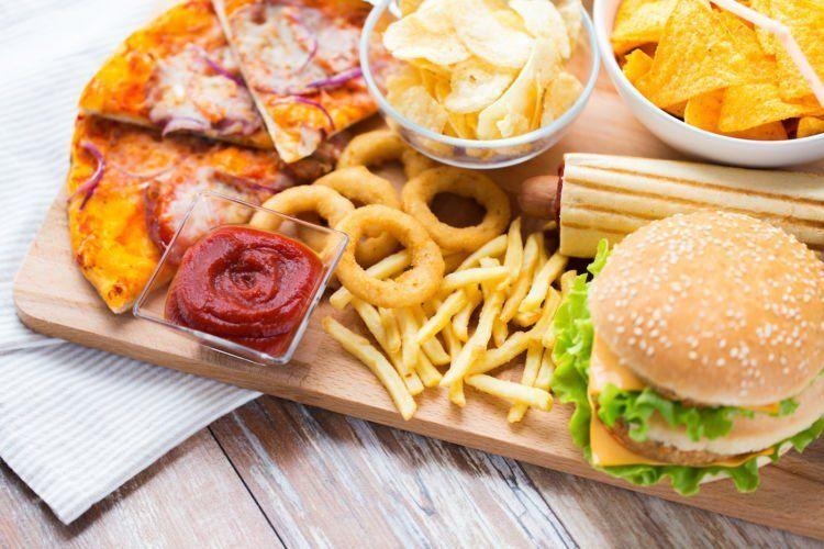 fast food sungguh menggoda, tapi dia jahat buat organ vital kita