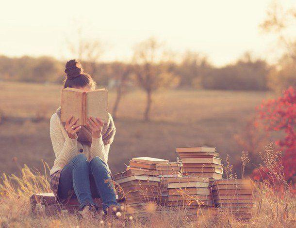 Selalu menyempatkan diri untuk membaca...