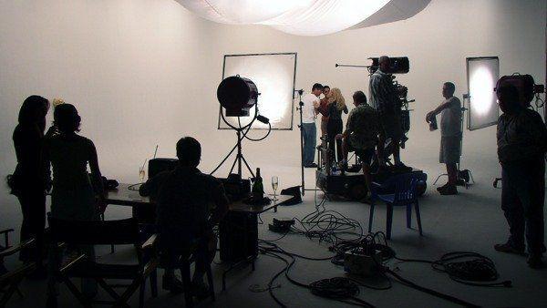 Ilustrasi: Produksi film.