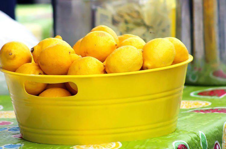 Lemon juga harus dipakai