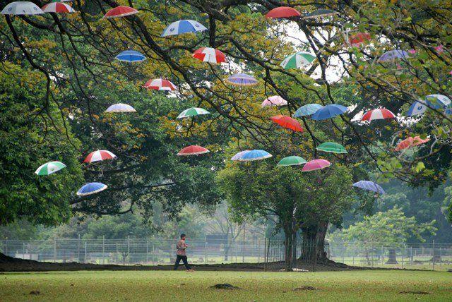Bogor si kota hujan