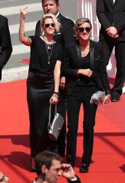 tampil bareng Alicia Cargile di festival film Cannes 2016