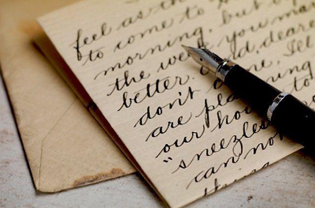Sepucuk Surat Kecil Untuk Kekasihku