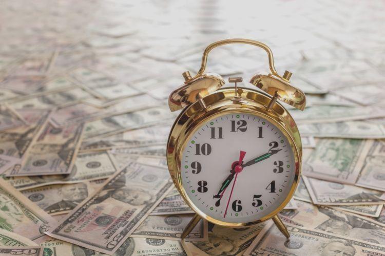 Waktu adalah uang!