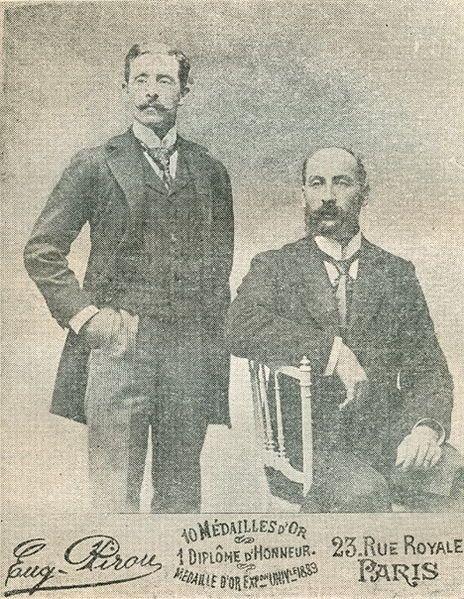 Duo Perancis.