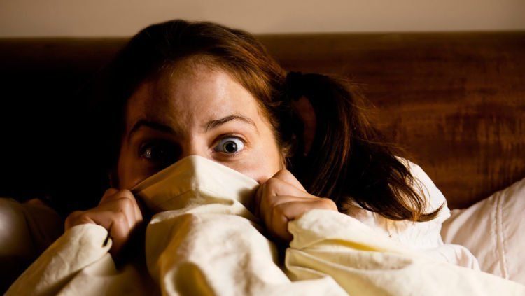 jangan nonton film horor sebelum tidur
