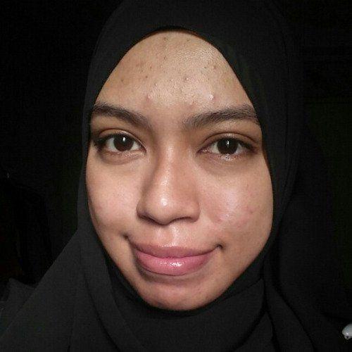 jaga kebersihan hijab
