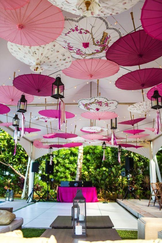 payung oriental
