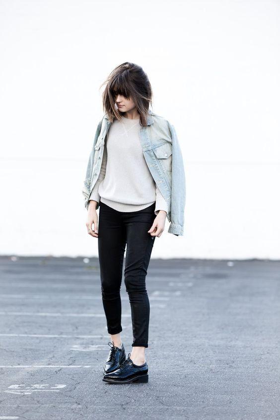 jaket jeans!