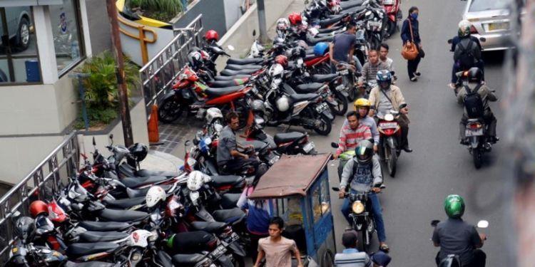 Parkir yang rawan pencurian