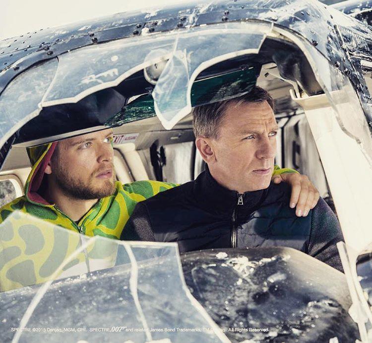 main juga di James Bond - Spectre lho ;))