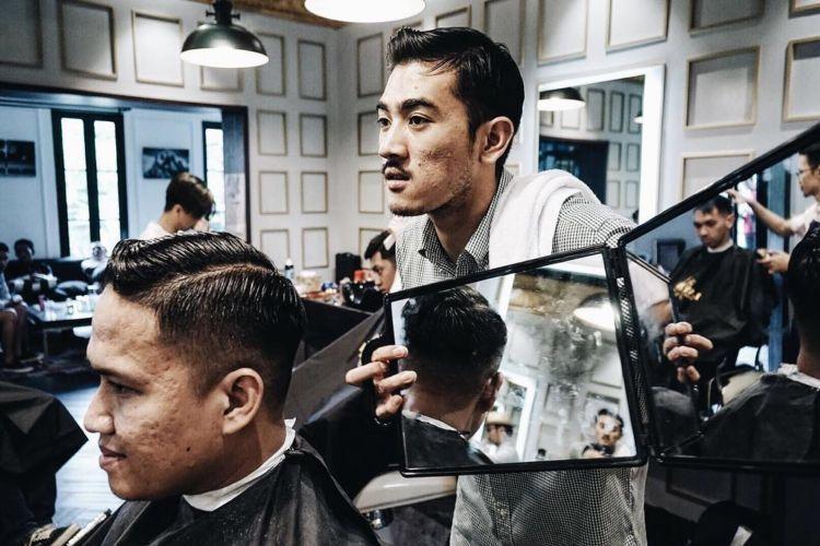 barber seharusnya tau yang terbaik