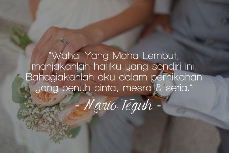 Koleksi Kata Kata Indah Tentang Pernikahan Cikimm Com