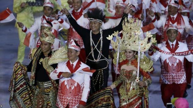 Baju Khas Papua juga ada