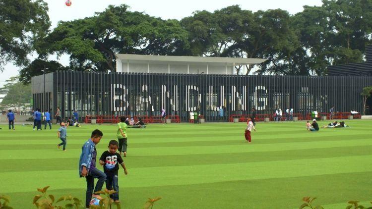Alun-alun Bandung...