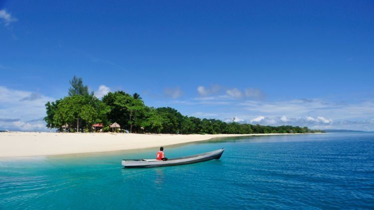 Pulau Alor yang Eksotis