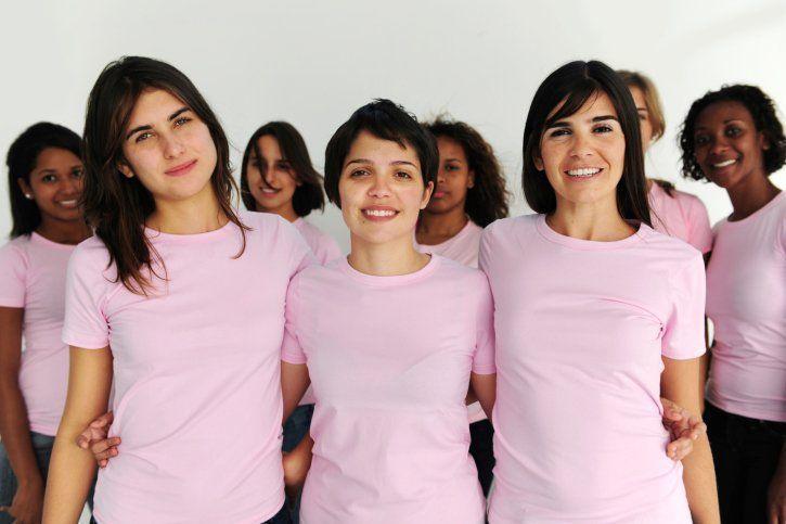 Kanker payudara mengintai wanita muda.