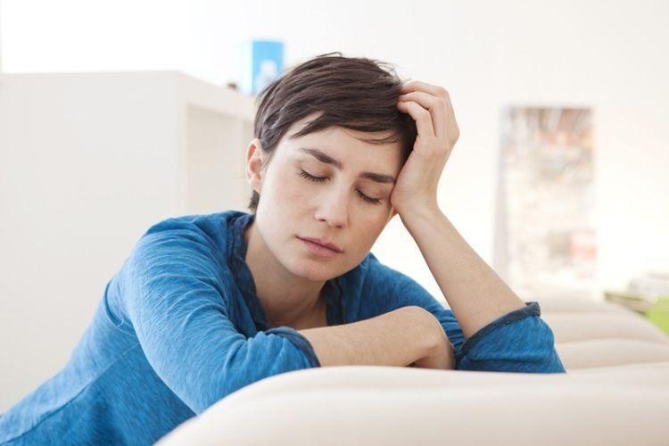 kelelahan dan stres