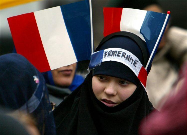 Pembatasan Hak Umat Muslim di Prancis