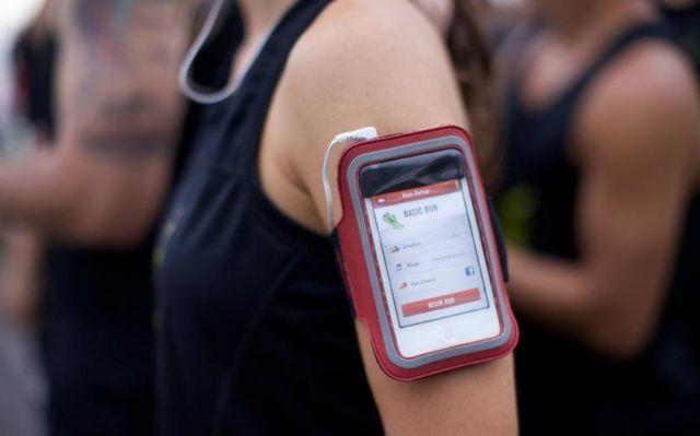Tracking kemajuan olahraga