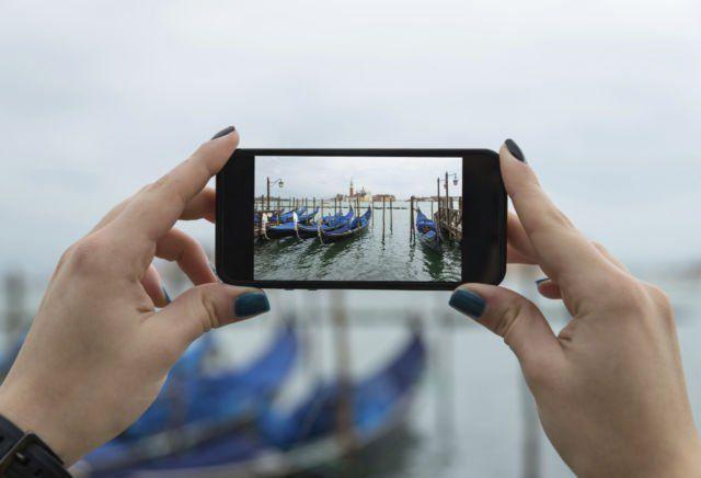 Jadi fotografer via smartphone