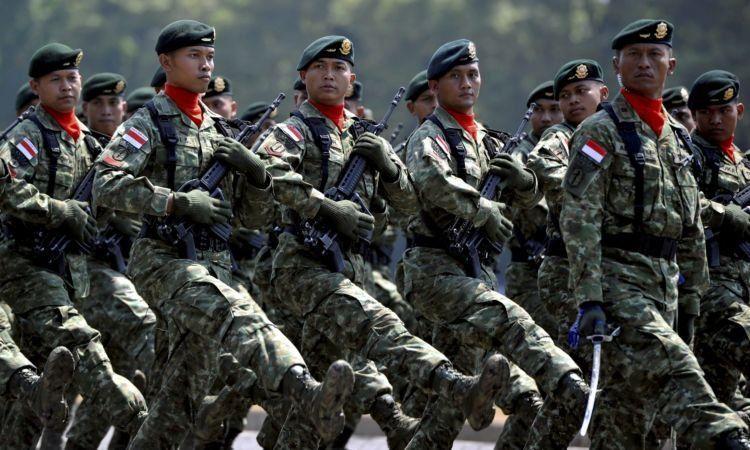 prajurit karir TNI