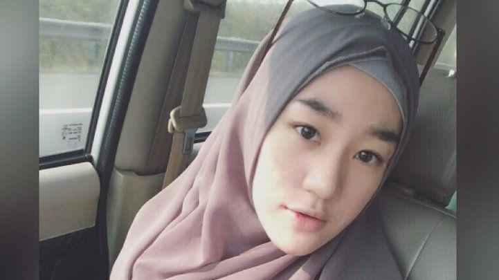 Saat ini namanya menjadi Siti Larissa