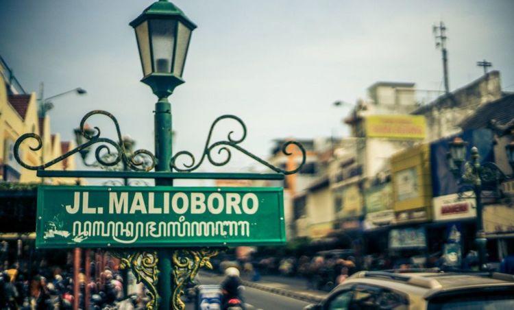 Nggak ke Jogja namanya kalau Nggak ke Malioboro
