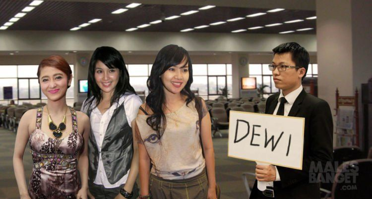 Dewi?