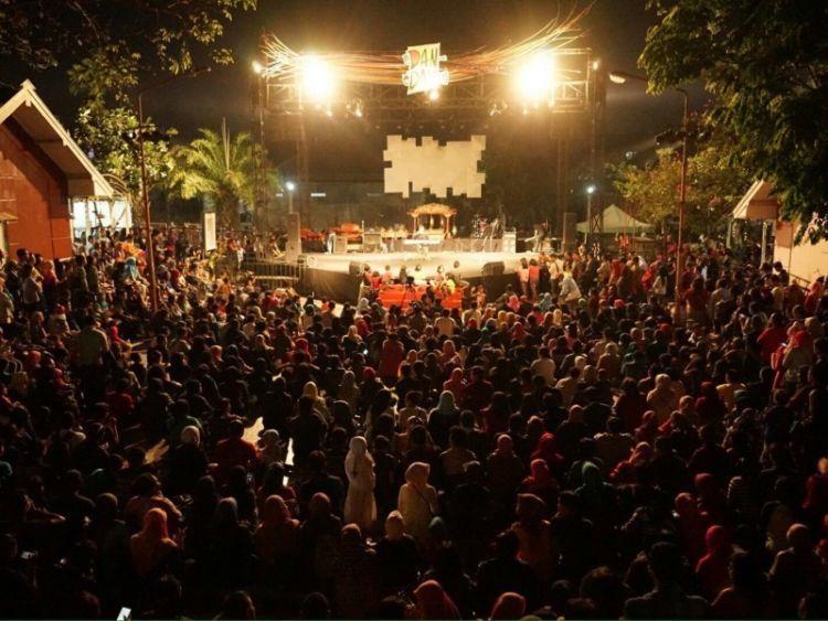 Rangkaian Festival Kesenian Yogyakarta