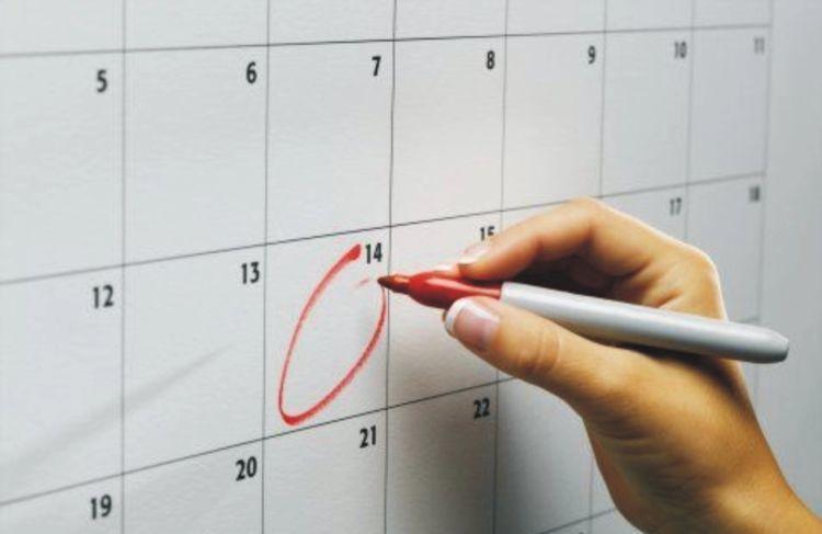 selalu beri tanda jadwal menstuasi bulananmu