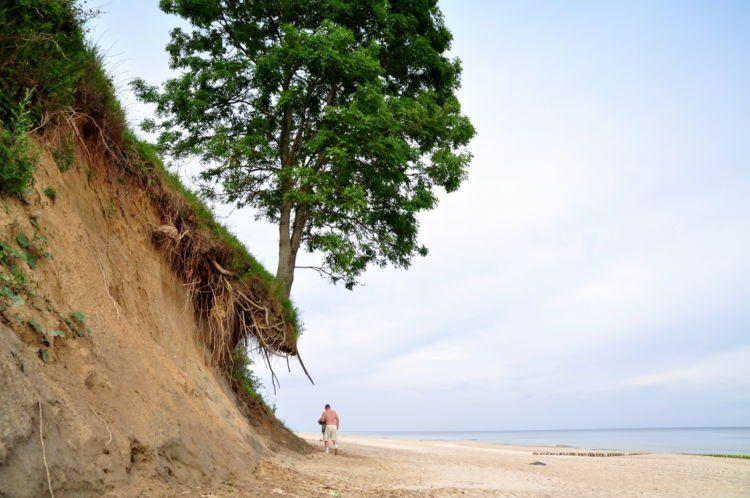 Abrasi juga jadi salah satu penyebab berkurangnya luas sebuah pulau.