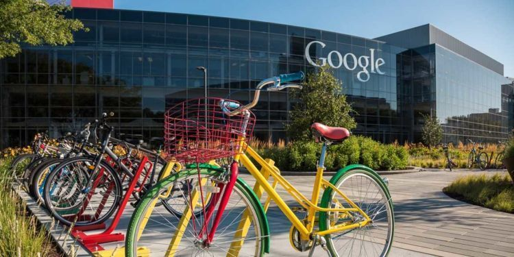 Penampakan markas Google di Silicon Valley