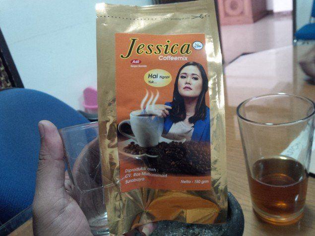 Kopi Jessica!