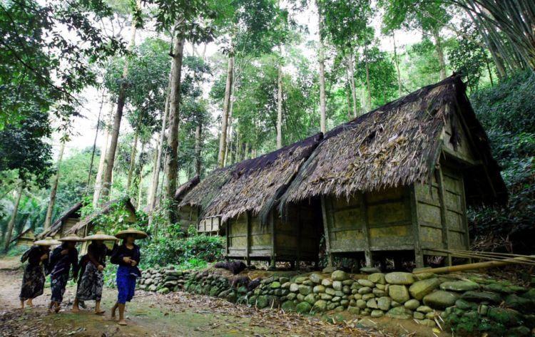 Berkunjung ke kampung suku Baduy