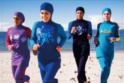 Mengenal Lebih Jauh Pakaian Renang Muslimah Menutup Aurat ...