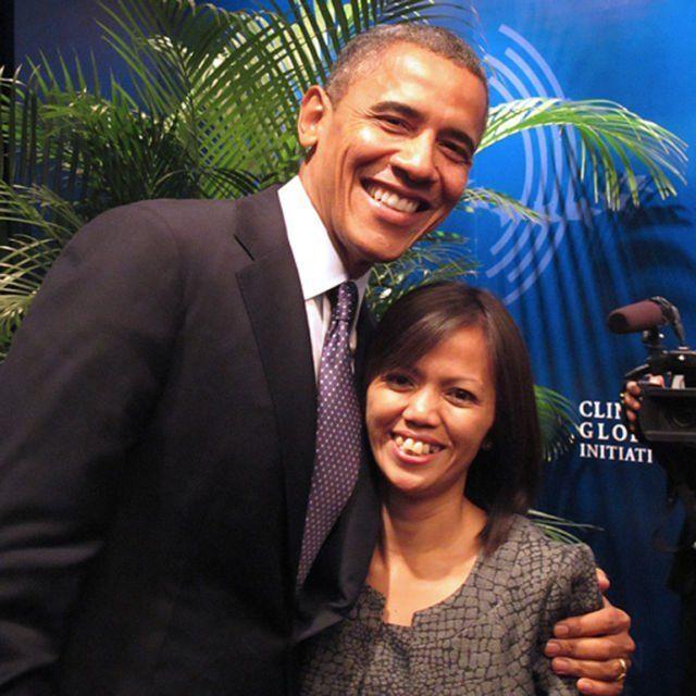 Ima jadi penasihat Obama