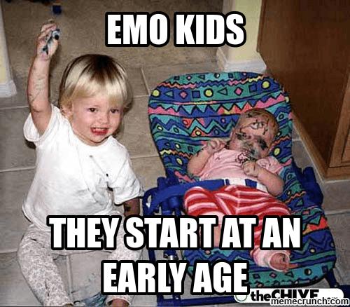 They Start at emooo