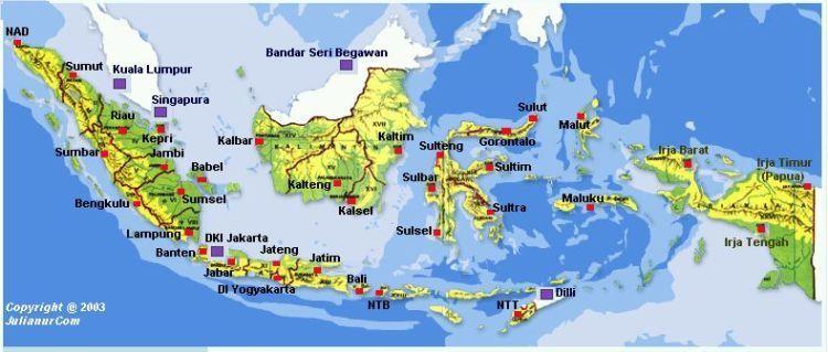 Kita dari dulu dibiasakan untuk menghapal 17.845 pulau.