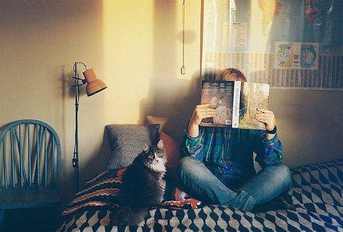 Gila baca buku