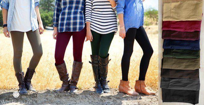 Perjalanan Panjang Celana Legging Dari Masa Ke Masa