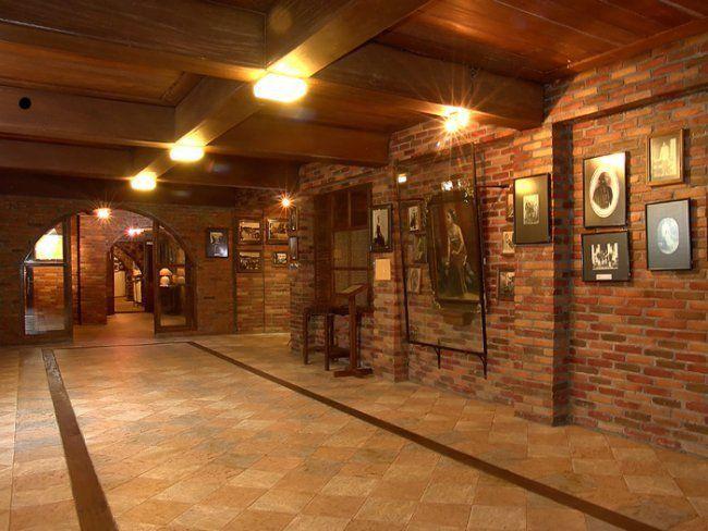 Salah satu lobby museum yang bisa kamu nikmati