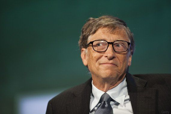 Bill Gates juga tergolong orang introvert yang sukses!