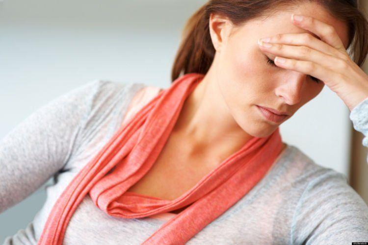 stres berlebihan