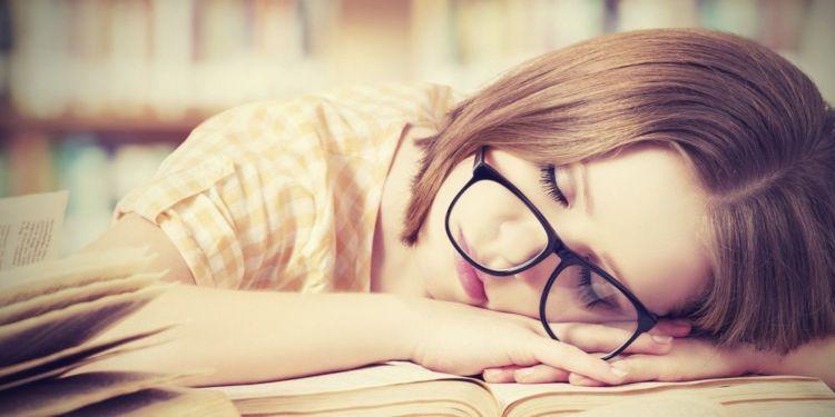 lelah dan mengantuk
